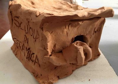 la scuola di ceramica