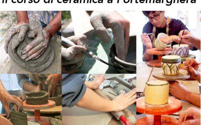 Corso base intensivo di ceramica in MARZO A FORTEMARGHERA